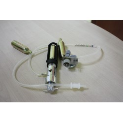 Anesthesia machine for CO2