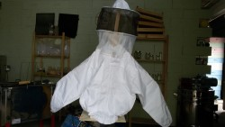 Simple Jacket with Round Mask
