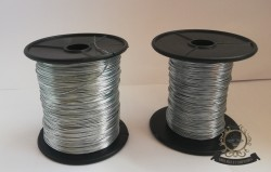 Wire Galvanized 0,7mm 1Kg